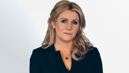 Andrea sets the agenda with new role at Newstalk