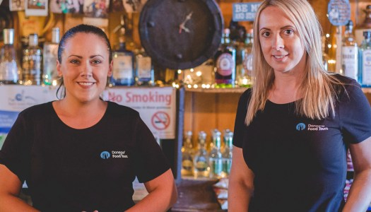 Meet the duo launching Donegal's first Food and Gin Tours