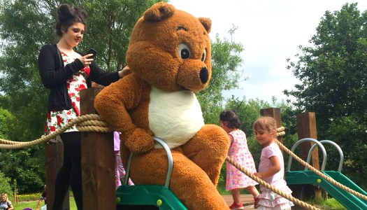 Fun in the sun forecast for Oakfield Park's Teddy Bear's Picnic