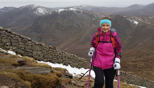 Nikki needs you to help conquer her biggest '4 Peaks' goal