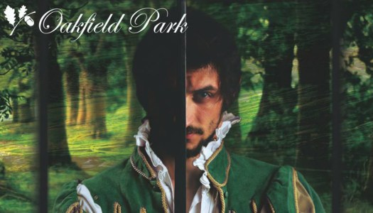 Oakfield Park to be the perfect backdrop for a theatrical spectacle