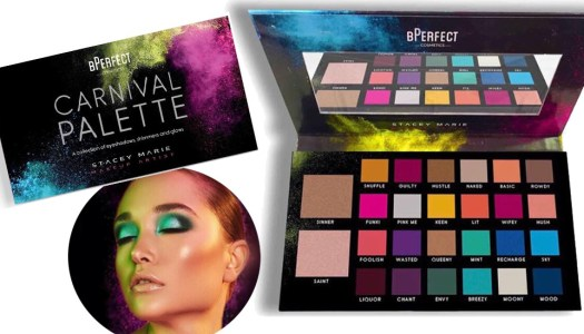 Competition: Win a Carnival Palette from BPerfect!