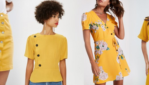 Style: It's all Yellow