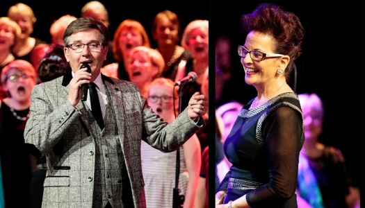 Events: Stage stars sing on special night with Daniel O'Donnell