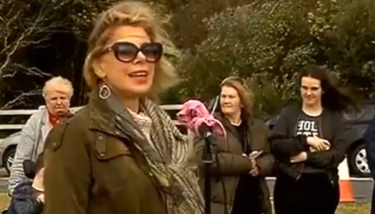 Mamma Mia! Hollywood star Christine Baranski is special guest at Donegal beach event
