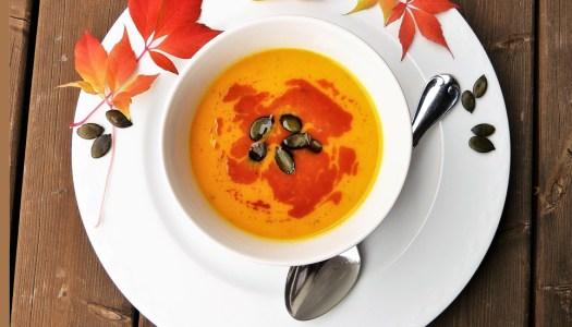 Recipe: Healthy low-cal autumn soup