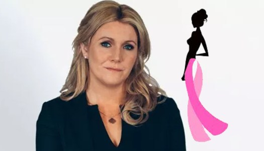 Andrea Gilligan announced as celebrity guest of Breast Cancer Ball