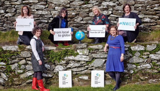 Entrepreneurs urged to 'go global' on National Women's Enterprise Day