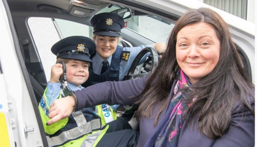Watch out, there's a new wee Garda in town!