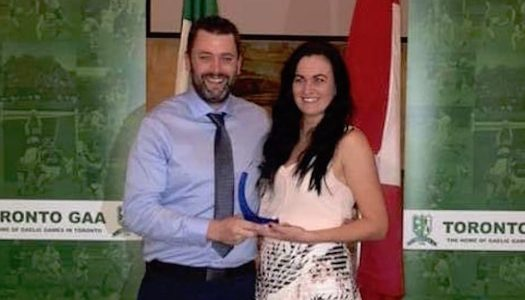 Letterkenny woman named Person of the Year in Toronto GAA awards