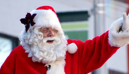 Silent Sensory Santa on his way for relaxing Christmas visits