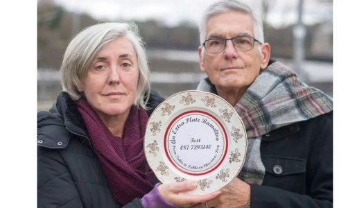 How Anita and Don will deliver festive donations 'from one table to another'
