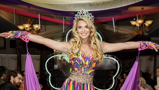 It's showtime for Miss Universe Ireland Grainne Gallanagh