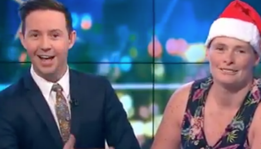 Watch: Donegal woman makes surprise TV presenting debut in Australia!