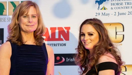 Hero Megan wins 'Groom of the Year' award