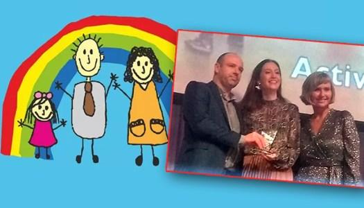 Success for Spraoi agus Spórt at Charity Impact Awards
