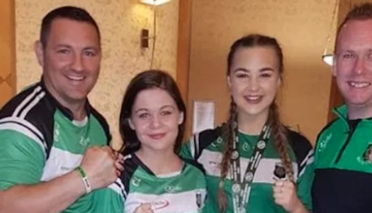 Raphoe boxer Leah Gallen selected on Irish squad for England test