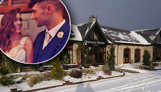 Romance at 'The Woods' Wedding Fayre takes place this Sunday