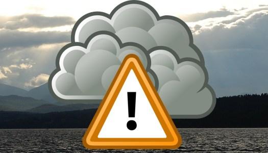 Storm Erik: Status Orange warning issued for Donegal