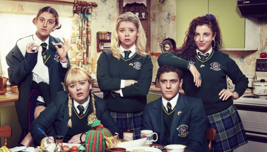 Derry Girls fans are buzzing for the New Year's Bake Off special