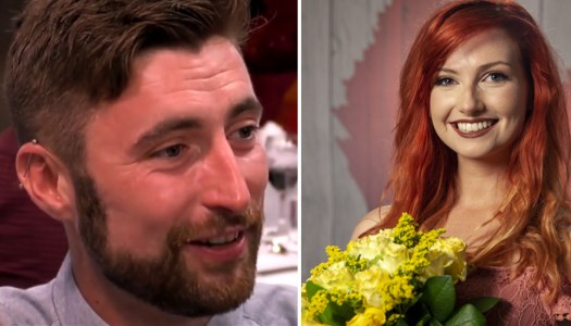 Will this Donegal man play the hero in a First Dates love story?