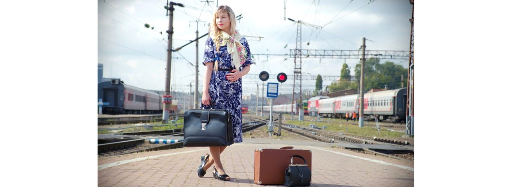 Thoroughly Modern Mammy: Arriving at Baby Brain station