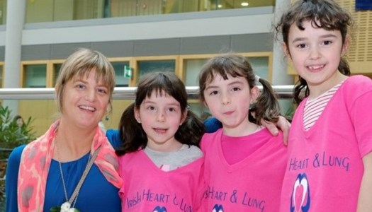 Giving back after a life-saving heart transplant