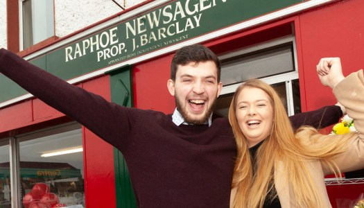 Young Letterkenny man becomes Donegal's latest Lotto winner
