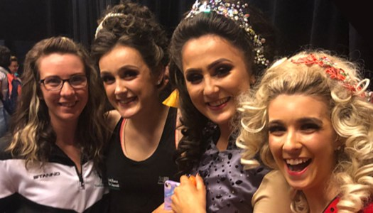 These dancers are the pride of Donegal following World Championship victories