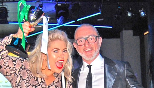 Rachel Ferguson crowned Ulster Hairdresser Of The Year