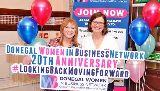 What could you contribute to the Donegal Women In Business Network eBook?