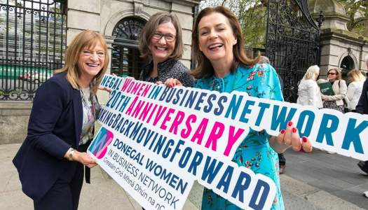 Donegal Women in Business Network launch 20th anniversary conference