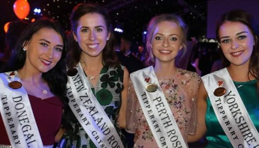 Ever dreamt of being the Donegal Rose? Now's your chance