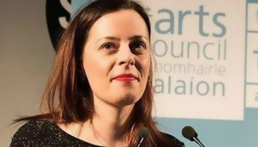 Annemarie Ní Churreáin to focus on women's stories as new Maynooth Writer-in-Residence