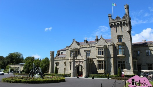 Lough Eske Castle books Top 10 place on prestigious US list