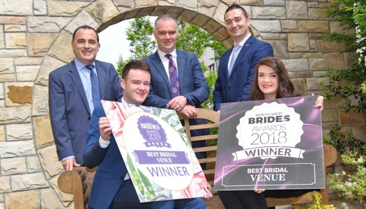 Big celebrations as Radisson Blu picks up 'Best Bridal Venue' award