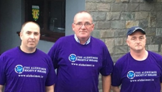 Big-hearted Donegal man inspired to make a difference for people with dementia