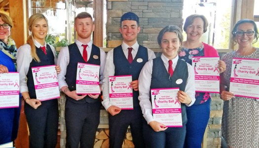 Incredible €17,150 total raised at Breast Cancer Ball