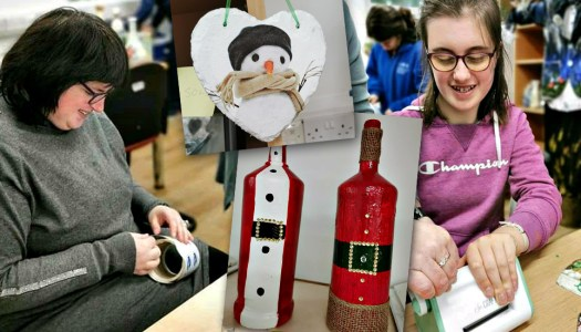 Shop a little, help a lot at iCare's new Christmas craft sale