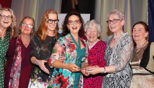 Donegal's Ceol le Chéile choir celebrates Age Friendly Award win