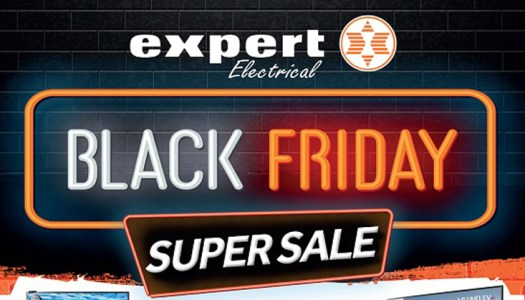 Black Friday Super Sale now on at Irwin Expert Electrical Letterkenny and Buncrana