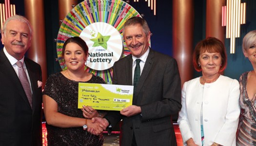 Donegal woman's Winning Streak haul to fund new home renovation