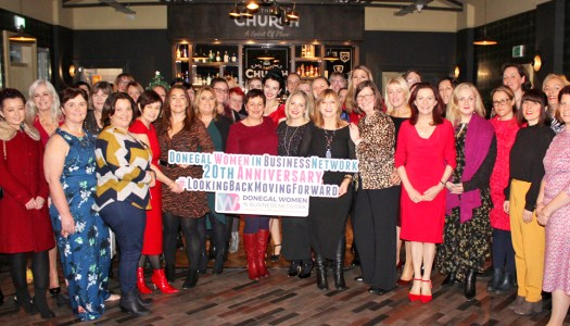 Events: A celebratory Christmas lunch for Donegal Women in Business