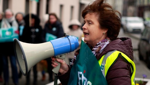 School secretaries demand end to 'inequality to female workers'