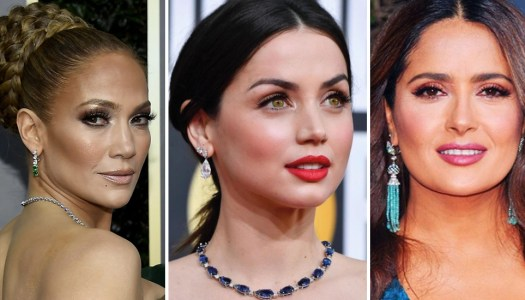 Lynda Loves Makeup: Get the looks from the Golden Globes