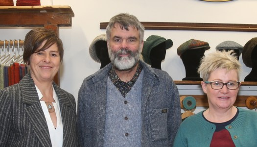 Showcase success for Donegal design companies