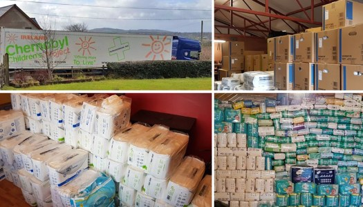 Donegal donations deliver vital support to Belarus orphanage
