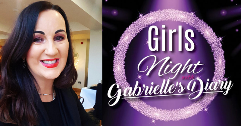 Don't miss Gabrielle's glam girls night!