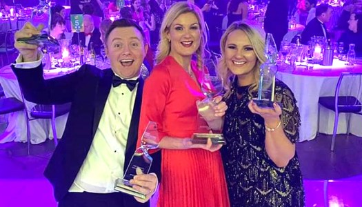 Big smiles for Donegal dentist manager after major awards success