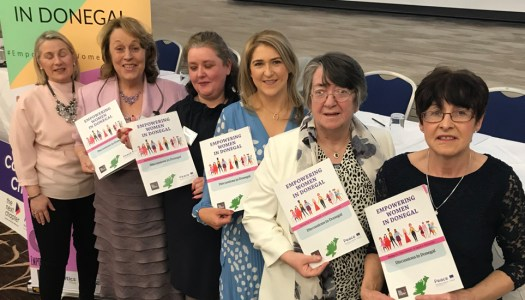 New document brings Donegal women's issues to the fore